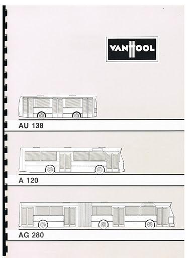 1981 VAN HOOL AU138-A120-AG280