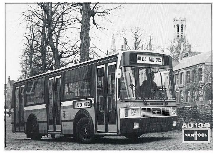 1981 VAN HOOL AU138