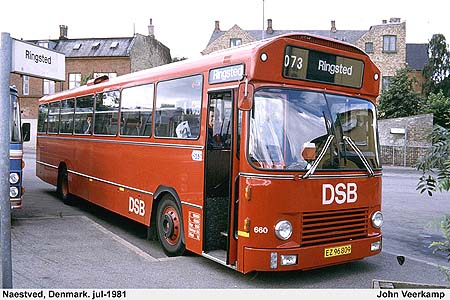 1981 Volvo -DAB Bus