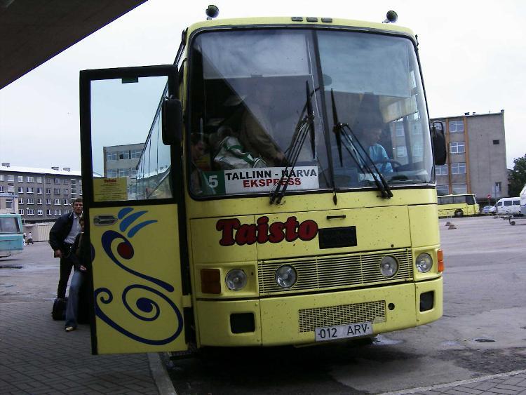 1982 Van Hool Alizee T815 Litouwen