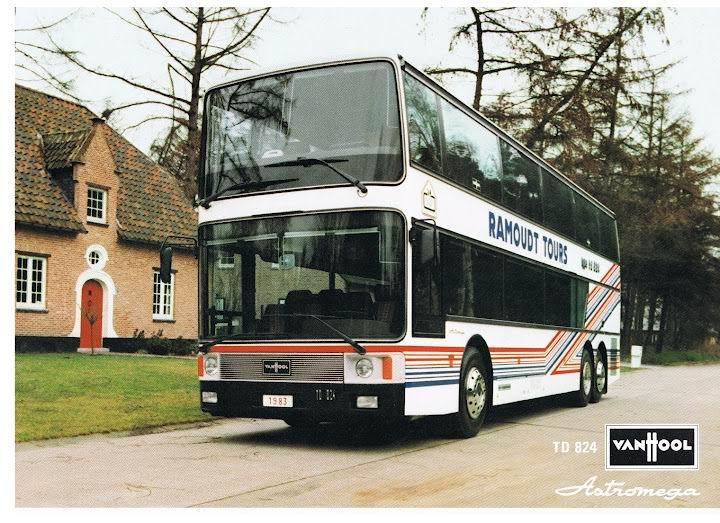 1983 VAN HOOL TD824 ASTROMEGA (B)