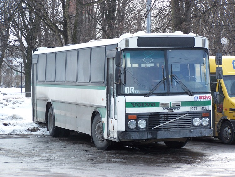 1983 Volvo B9M-60 Estland