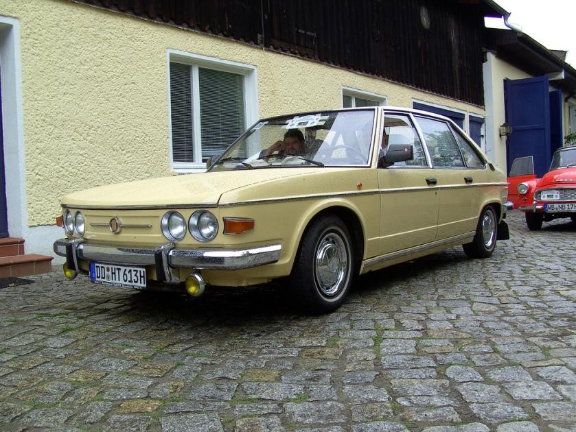 1984 Tatra T613 Chromka