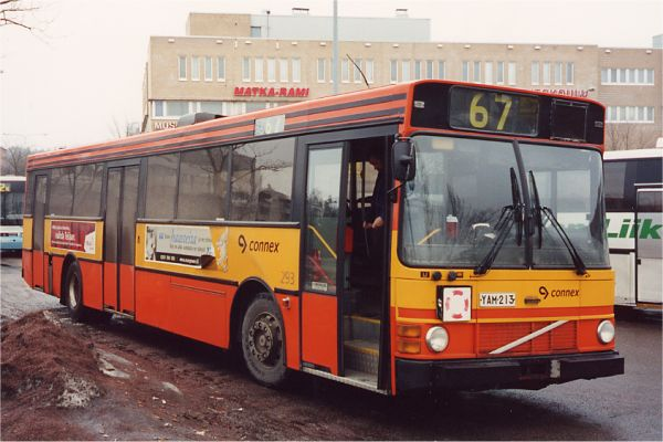 1985 Volvo B10M Wiima K 202