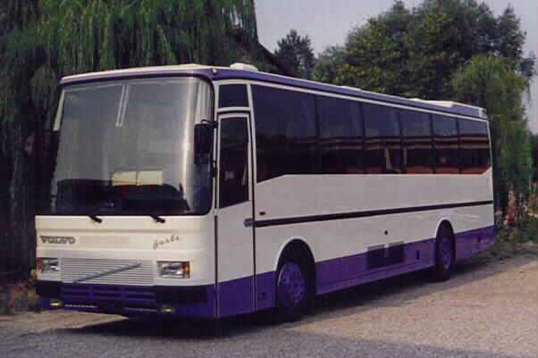 1986 Volvo B10M C5 - CARROZZERIA BARBI SPA