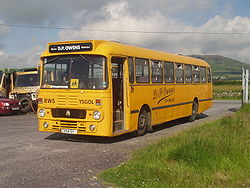 1986 Volvo B57 with Alexander Y Type body