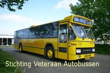 1987 Volvo, B10M Den Oudsten