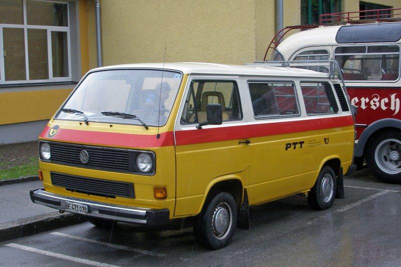1989 Volkswagen Omnibus I, type 2, Caravelle CL