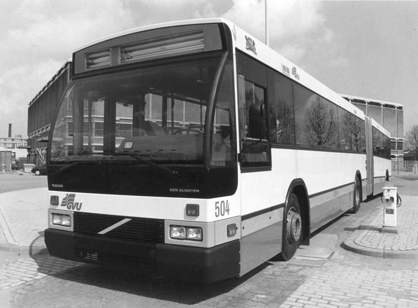 1989 Volvo Den Oudsten 501a