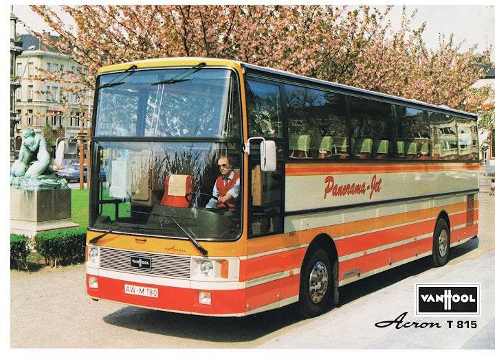 1990 VAN HOOL T815 ACRON
