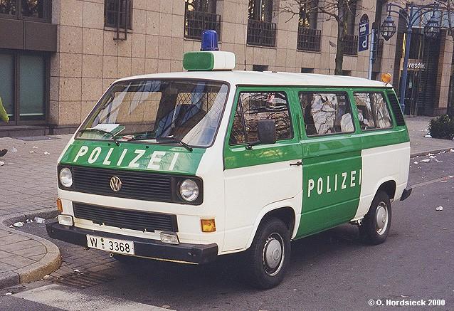 1990 VW T3 Bus