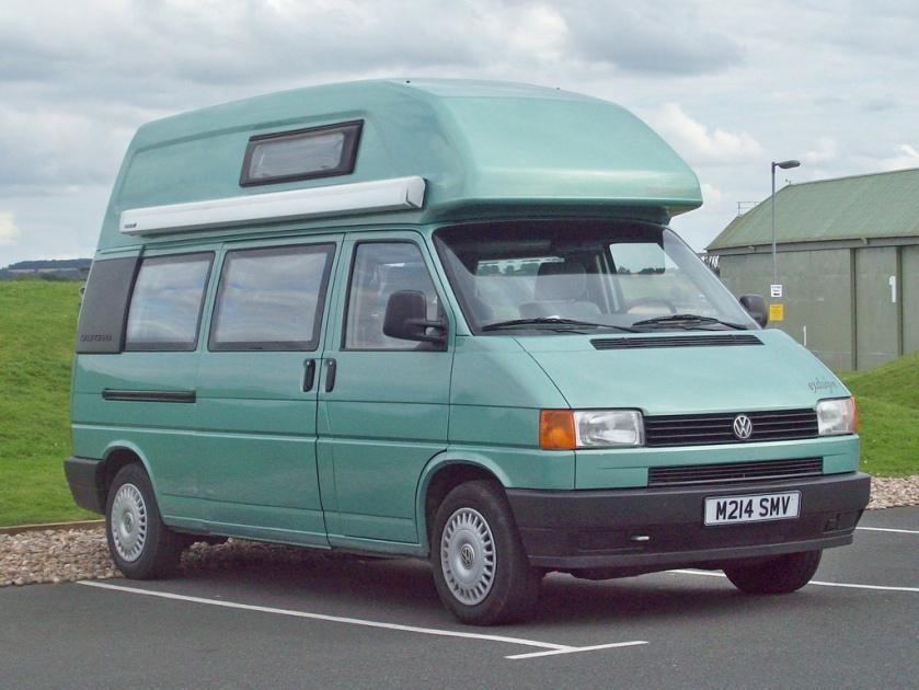 1991-03 Volkswagen T4 Multivan Allstar