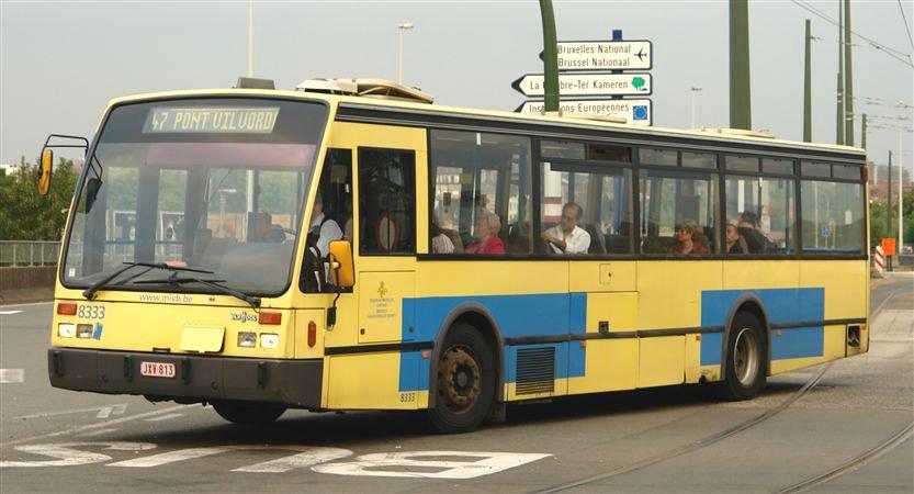 1991 VAN HOOL A500.