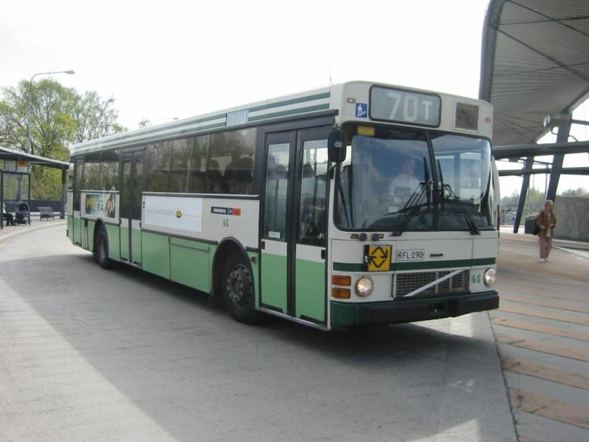 1991 Volvo B10M Wiima K 202 a