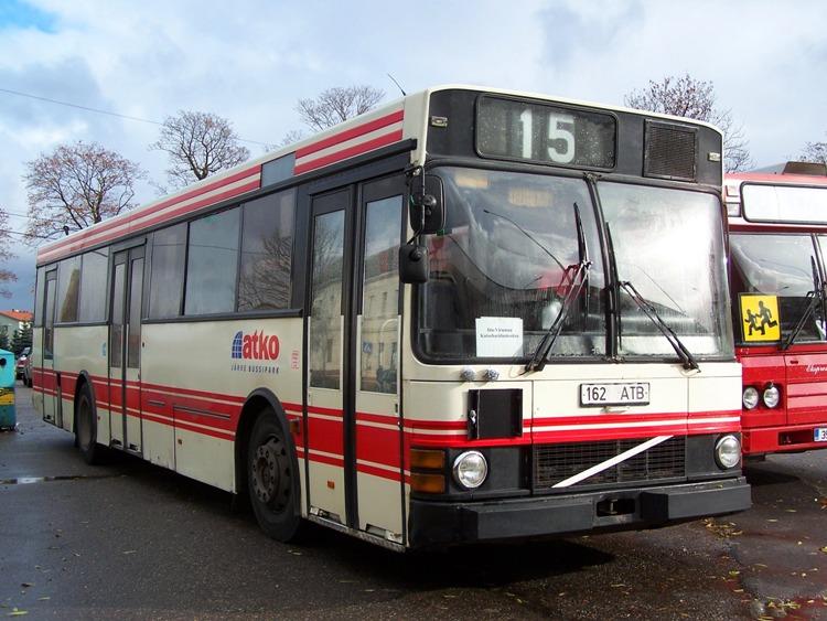 1991 Wiima K202 Atko Estland