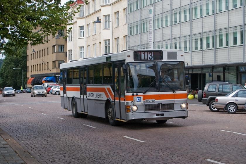 1991 Wiima K202 Lahti