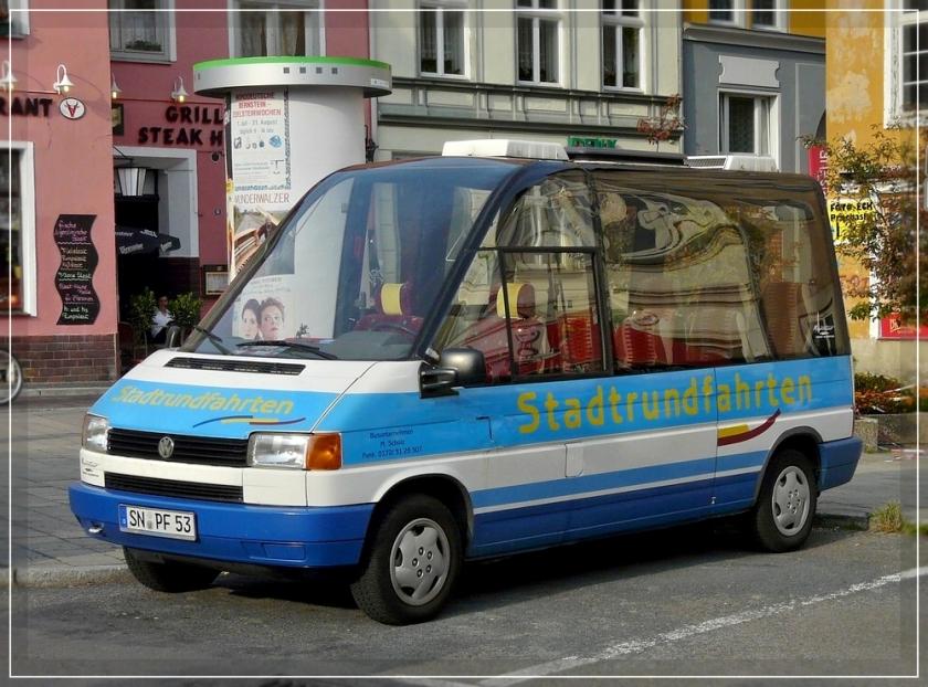 1992 VW minibus-eignet-sich-durch-78598
