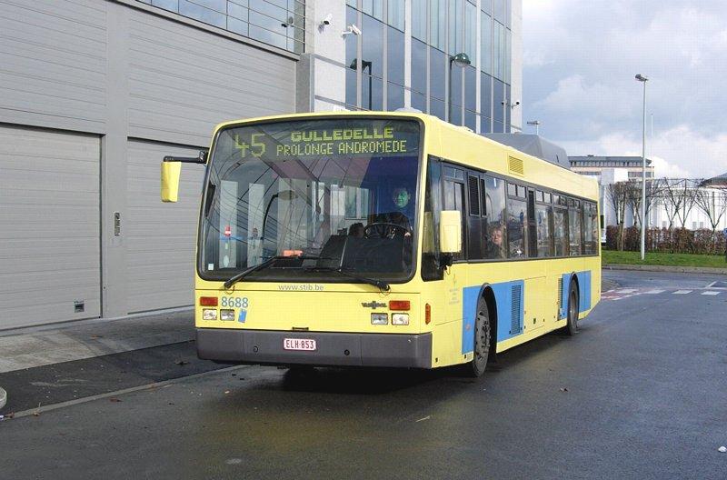 1993 VAN HOOL A300.
