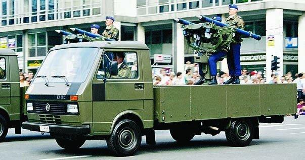1993 Volkswagen LT35