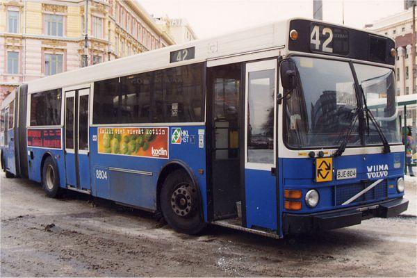 1993 Wiima n202 hkl01 Volvo