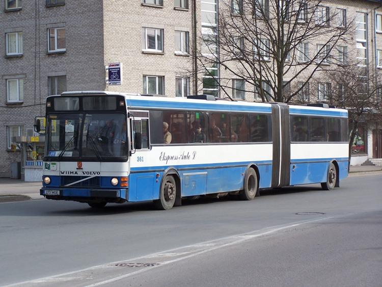 1993 Wiima Volvo gelenkebus