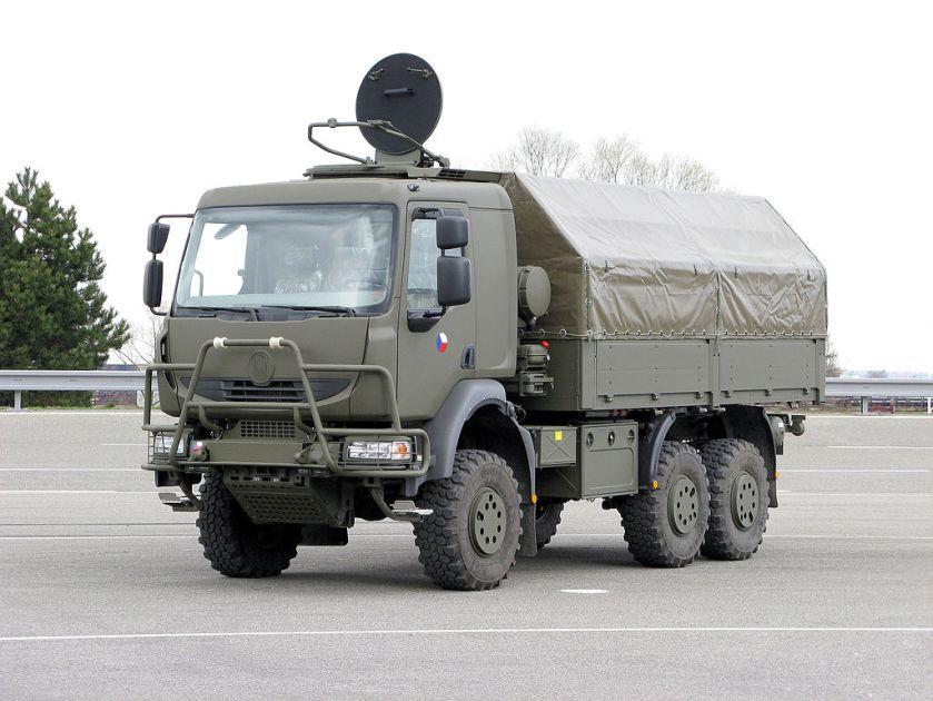 1994 Tatra T-810 Czech Army