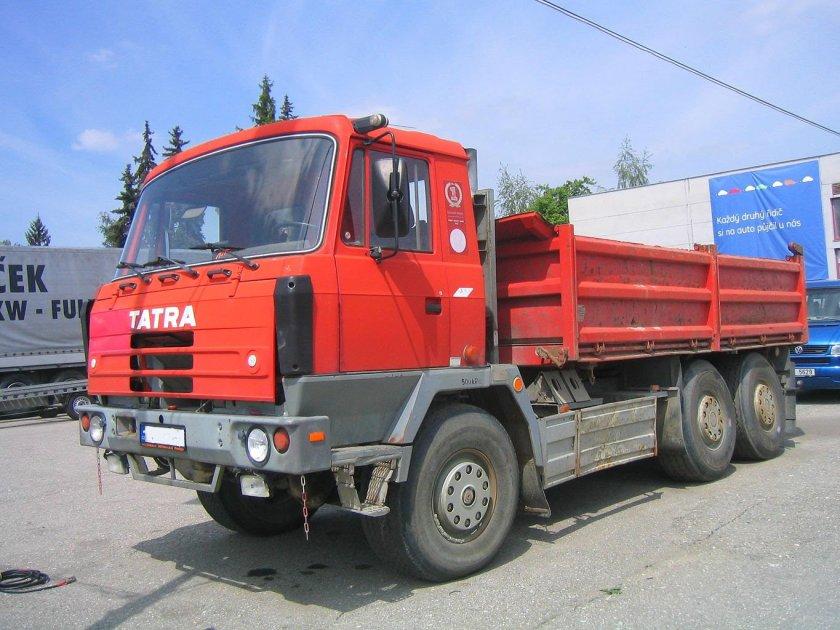 1994 TATRA T 815 Type 200S13