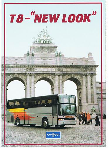 1994 VAN HOOL T8 'New Look' RAI