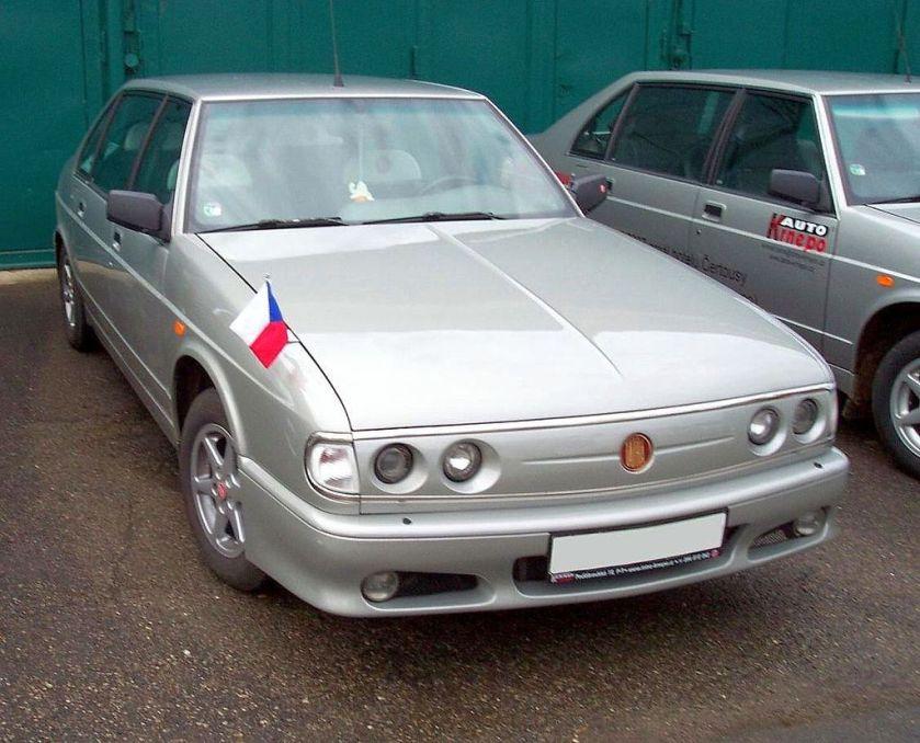 1996 Tatra 700 s