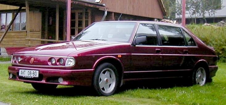 1996 Tatra T700