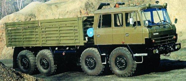 1996 Tatra T815VT-26.265.1R, 8x8