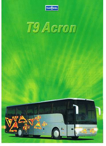 1996 VAN HOOL T9 ACRON (RAI  CAR03-0703)