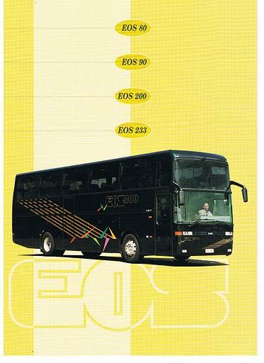 1997 VAN HOOL EOS-serie Busworld