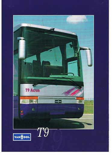 1997 VAN HOOL T9 Busworld (2)
