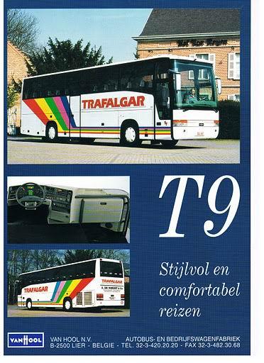 1997 VAN HOOL T915 ACRON-1 Busworld