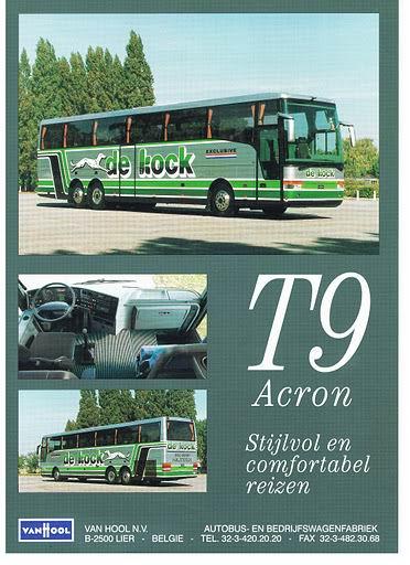 1997 VAN HOOL T917 Acron
