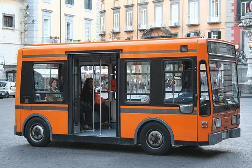 1998 Van Hool Italia Kleinbus