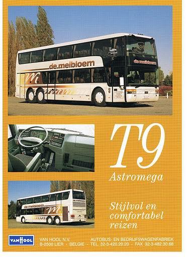 1998 VAN HOOL TD924 ASTROMEGA
