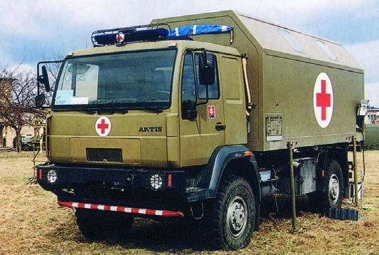 1999 Tatra Sipox Aktis 4x4.1R PV