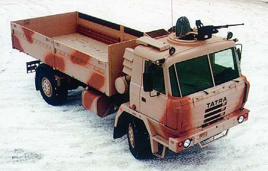 1999 Tatra T815-63VR41 Armax, 4x4