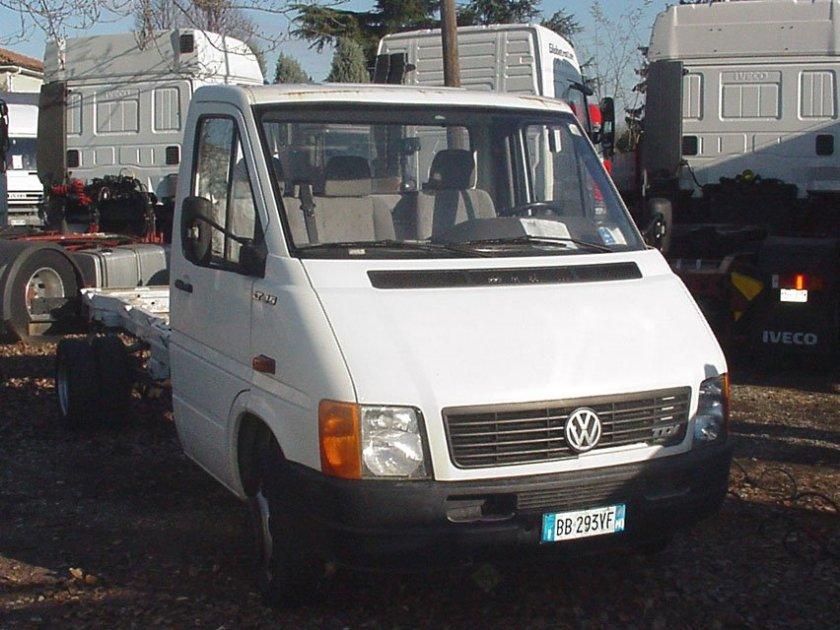 1999 VOLKSWAGEN LT 46 TDI