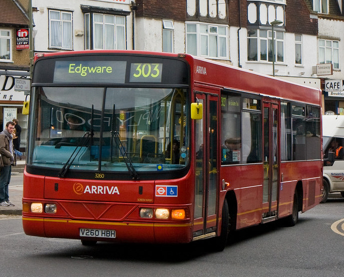 1999 Volvo B6BLE Wrightbus