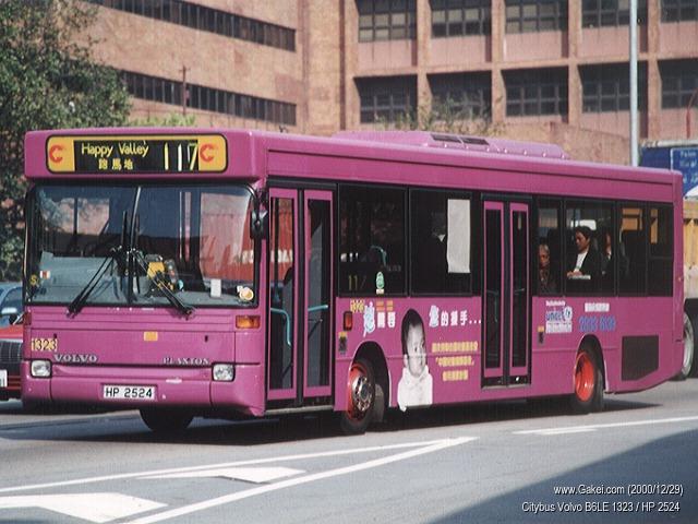 2000 Volvo B6LE