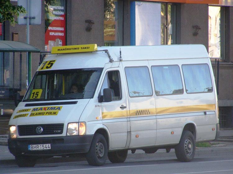 2001 Volkswagen LT35 Litouwen