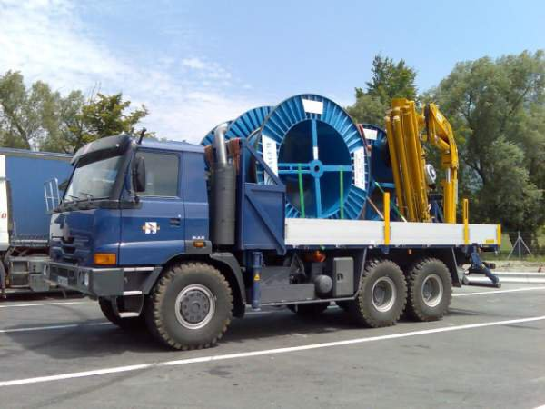 2002 TATRA 6x6