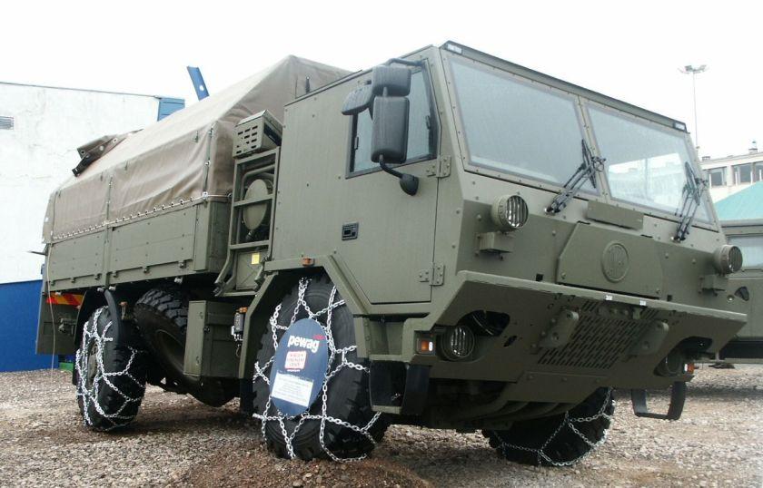 2002 Tatra-T815 780R59