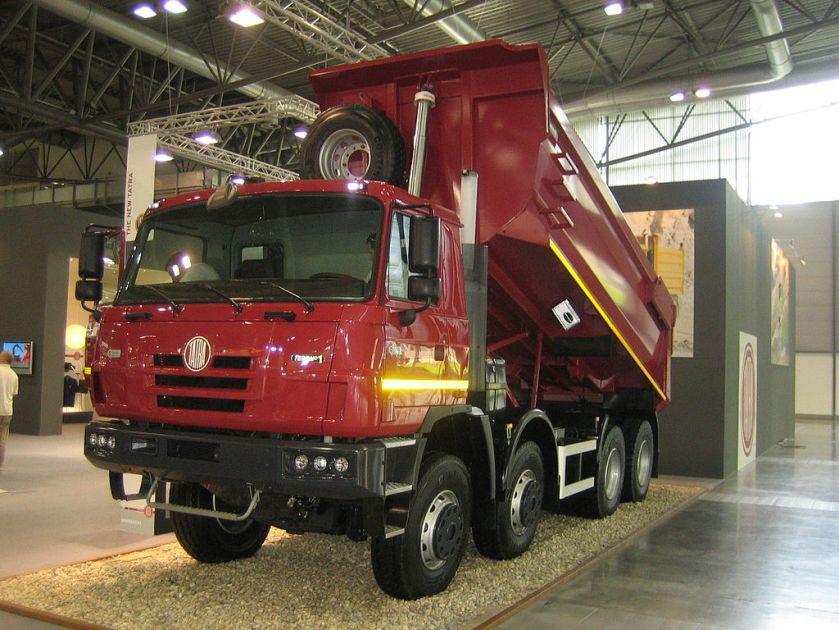 2002 Tatra T815
