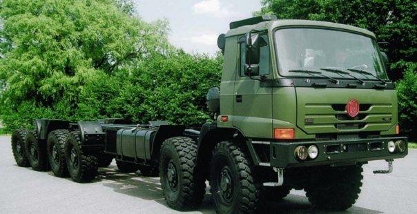 2002 Tatra T816-6MWR8T Force, 12x12
