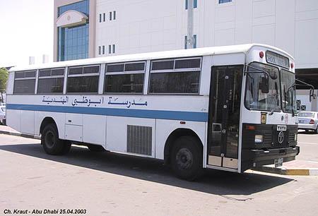 2003 Tata bus Abu Dhabi a