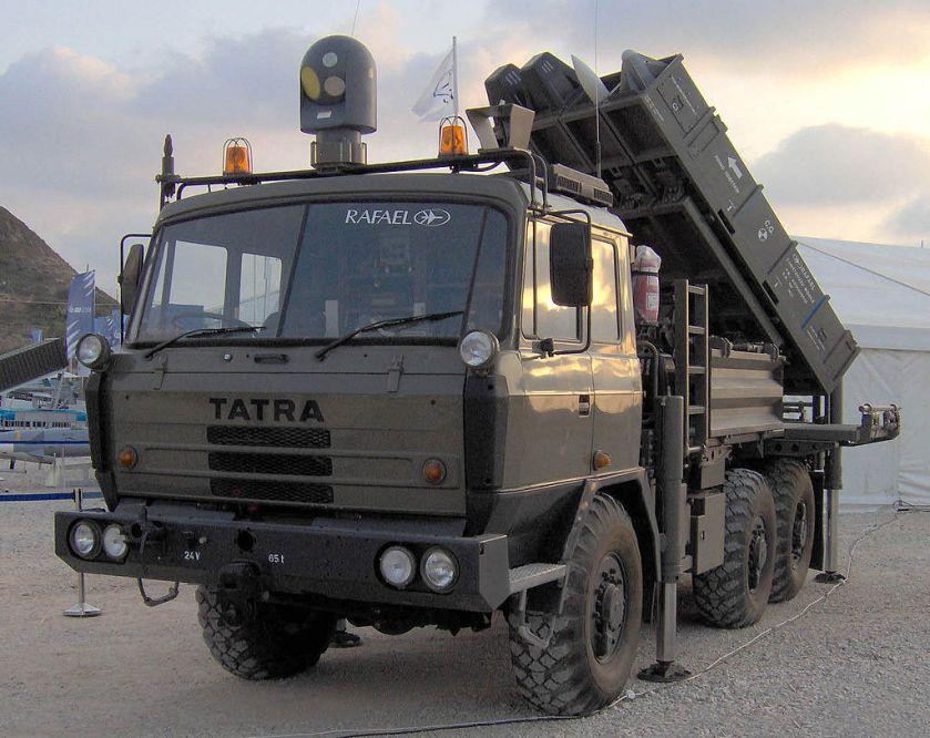 2003 Tatra SPYDER